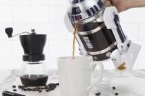 R2D2  スターウォーズ コーヒープレス Star Wars R2-D2 Coffee Press