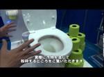 SFA Japan かさ上げが要らない! トイレ増設が容易に!