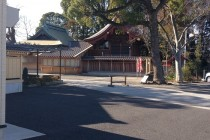 関東5社開運神社巡り Tour of five Kanto shrines for good luck