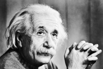 アインシュタインの名言 走り続ける