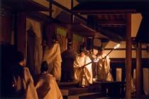 大嘗祭 11月23日は本来新嘗祭の日
