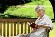 長生きするために本を読もう