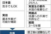 日本を見つめる留学生の目