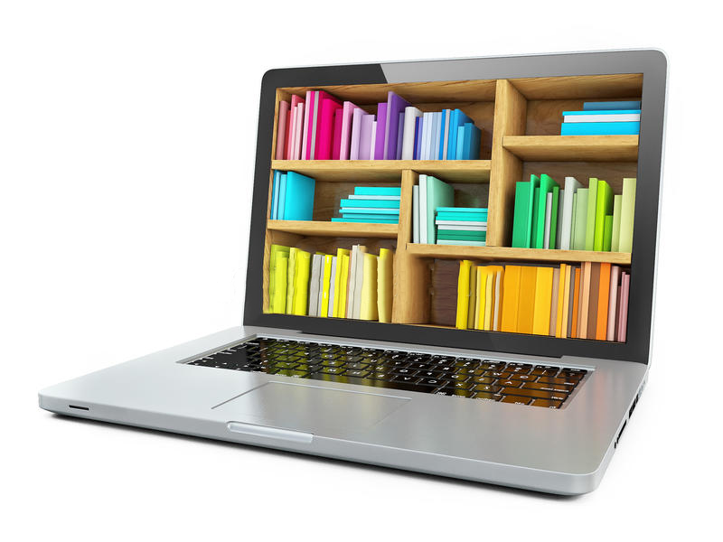laptop-computer-bookcase-multicolor-e-books-isolated-white-background-e-learning-education-internet-libraryd-library-d-54141606