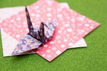 現代文化のルーツを探る㉘ 折り紙